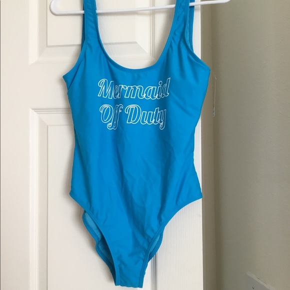 One piece Bathing Suit NWT